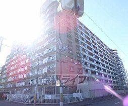 京都府京都市下京区中堂寺壬生川町の賃貸マンションの外観