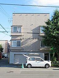 札幌市営南北線 北34条駅 徒歩7分の賃貸アパート