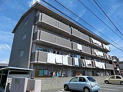 愛知県安城市二本木町長根の賃貸マンションの外観