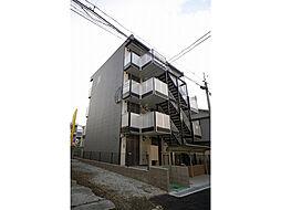 兵庫県西宮市本町の賃貸マンションの外観