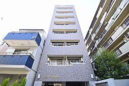 大阪府大阪市福島区海老江8丁目の賃貸マンションの外観