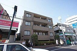パロス駒沢自由通り[3階]の外観