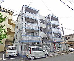 京都府京都市北区紫野花ノ坊町の賃貸マンションの外観