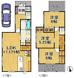神戸市垂水区歌敷山2丁目