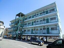 コモード石井町2[2階]の外観