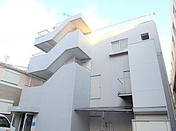 新松戸アルコビル[3階]の外観