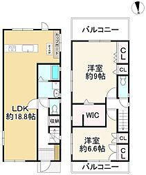樟葉駅 2,780万円