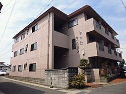 京都府京都市山科区大宅辻脇町の賃貸マンションの外観