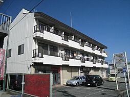 神奈川県秦野市下大槻の賃貸マンションの外観