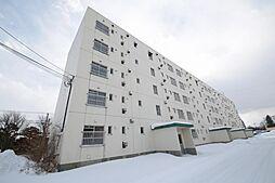 ビレッジハウス恵み野1号棟[103号室]の外観
