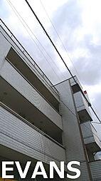 アサヒメゾン[3階]の外観