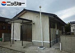 横井邸貸家 3号の外観