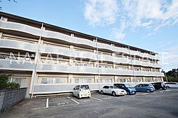 徳島県阿南市津乃峰町長浜の賃貸マンションの外観
