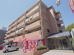 広島県広島市安佐南区祇園4丁目の賃貸マンションの外観