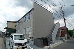 千葉県柏市藤心2の賃貸アパートの外観