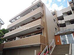 神奈川県横浜市南区永田東1丁目の賃貸マンションの外観