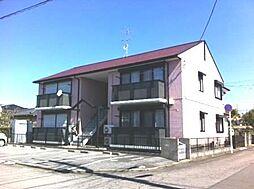千葉県君津市南子安4丁目の賃貸アパートの外観