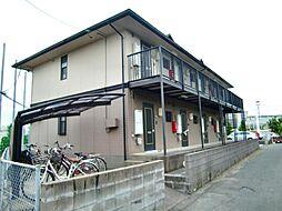 山口県宇部市西琴芝2の賃貸アパートの外観