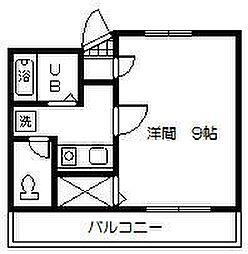 Amico淀川[303号室]の間取り