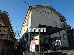 コーポコヤマ1[1階]の外観