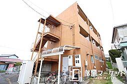 愛知県豊田市宮上町7丁目の賃貸アパートの外観