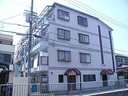 大阪府東大阪市南鴻池町1丁目の賃貸マンションの外観