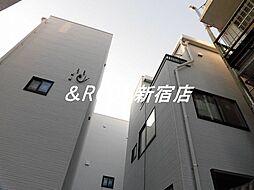 ミハス東新宿[203号室]の外観