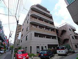 東京都墨田区石原1丁目の賃貸マンションの外観