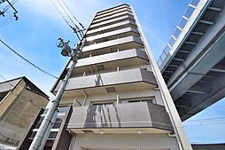 大阪府大阪市阿倍野区松崎町1丁目の賃貸マンションの外観