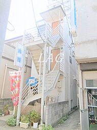 東京都江東区北砂6丁目の賃貸マンションの外観