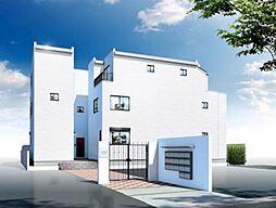 新築 ミハス東新宿[205号室号室]の外観