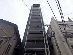 レジュールアッシュ梅田AXIA[6階]の外観
