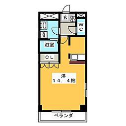 エクセル21[1階]の間取り