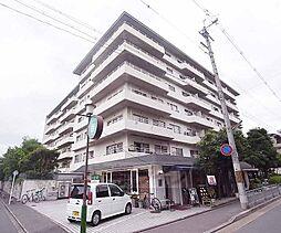 京都府京都市左京区聖護院円頓美町の賃貸マンションの外観