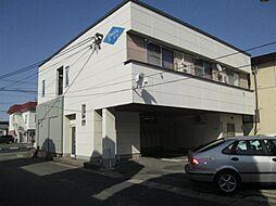 山形県山形市寿町の賃貸アパートの外観