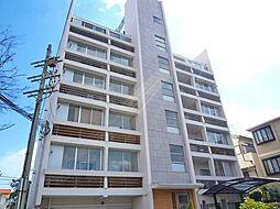 メイプル甲子園[4階]の外観