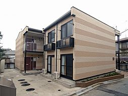 千葉県船橋市新高根6丁目の賃貸アパートの外観