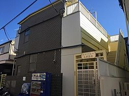 フォーシム三軒茶屋[2階]の外観