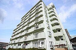 愛知県豊田市山之手8の賃貸マンションの外観