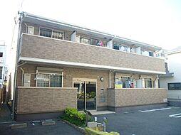大阪府吹田市寿町2丁目の賃貸アパートの外観