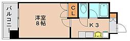 プレアール原田2[2階]の間取り