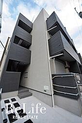 シャトー住之江[1階]の外観