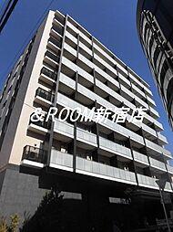 ザ・パークハビオ早稲田[5階]の外観