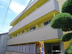 シエテ東大阪の外観
