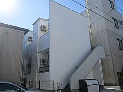 ペンハウスGC[2階]の外観
