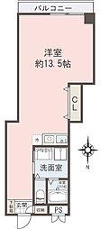 タチバナビル[3階]の間取り