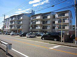 福岡県北九州市小倉南区中吉田1丁目の賃貸マンションの外観
