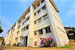 埼玉県富士見市鶴瀬西3丁目の賃貸マンションの外観