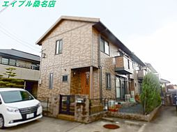 三重県桑名市福島新町の賃貸マンションの外観