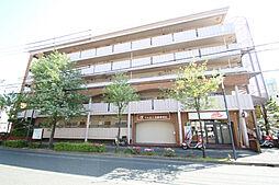 愛知県名古屋市天白区植田1丁目の賃貸マンションの外観